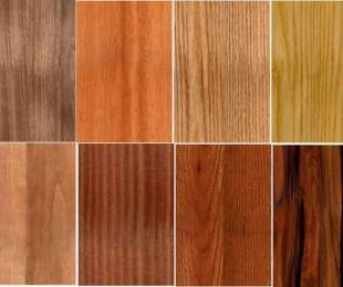 Επιλογή χρώματος για το ξύλο που σας άρεσε